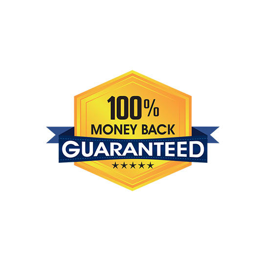 Smart patches offer a 100% money back guarantee