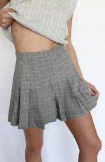 School Girl Mini Skirt