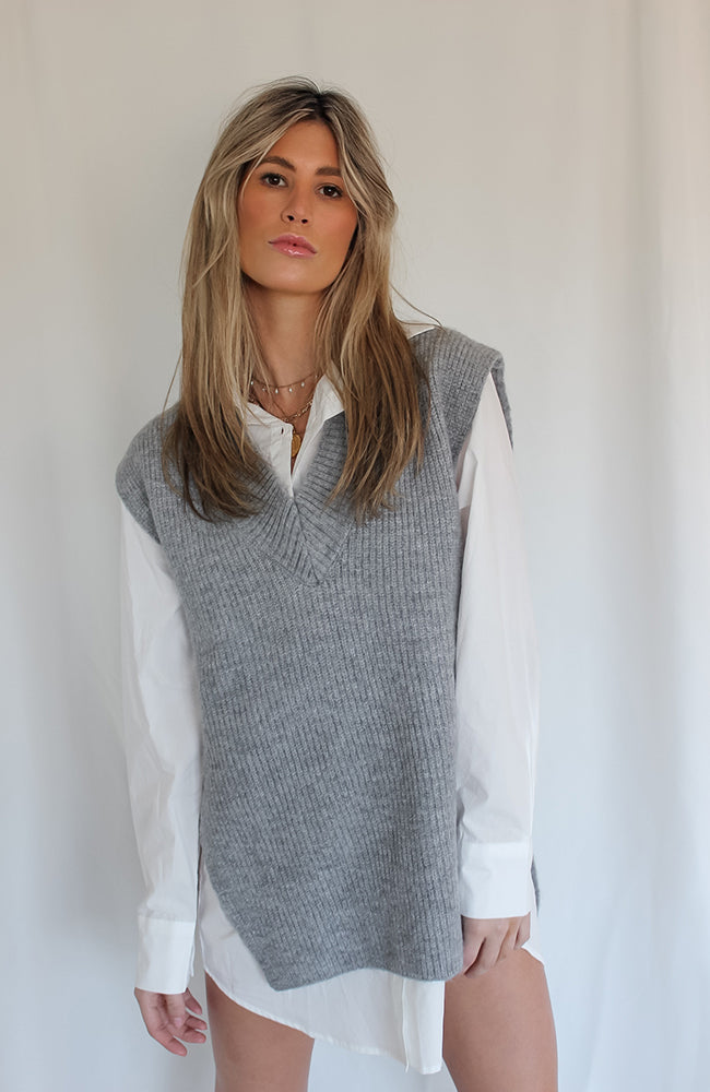 Waldorf Sweater Vest Set