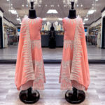 Girls Jayana Pink Anarkali