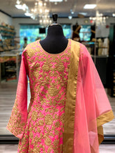 Load image into Gallery viewer, Queen Pink Anarkali