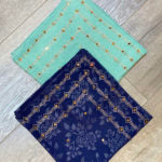 Load image into Gallery viewer, Blue Rose Hijab Gift Set