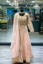 Load image into Gallery viewer, Embroidered Anarkali