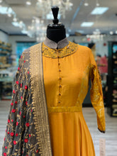 Load image into Gallery viewer, Caramel Anarkali