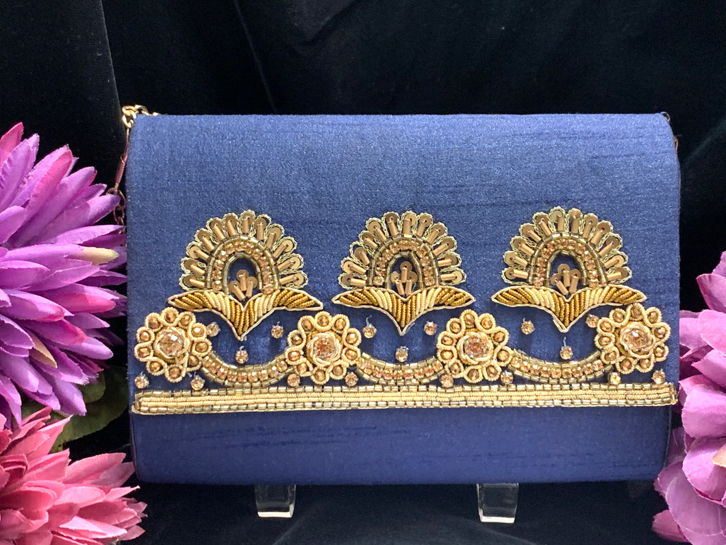 Coloured Clutch