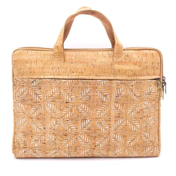 Incredible Cork Laptop Accessory Bag - Hope's Hidden Treasures