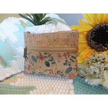 Load image into Gallery viewer, Floral Pattern Coin Purse - Hope's Hidden Treasures
