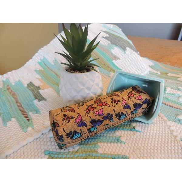 Valuable cork pencil case - Hope's Hidden Treasures