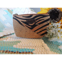 Load image into Gallery viewer, Exclusive Zebra Coin Purse - Hope's Hidden Treasures
