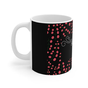 Floral Breathe SIS Mug 11oz