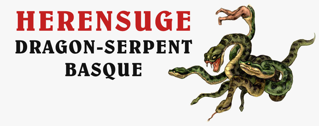 Herensuge : Le Dragon-Serpent Basque