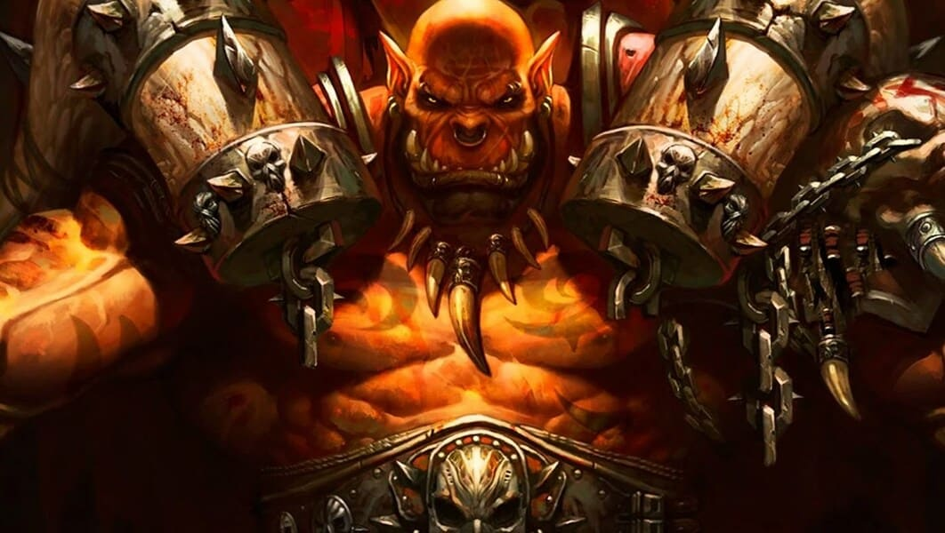 Hearthstone Warrior Garrosh