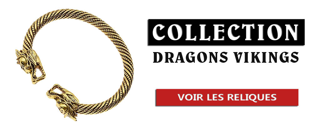 Collection Produits de Dragons Vikings