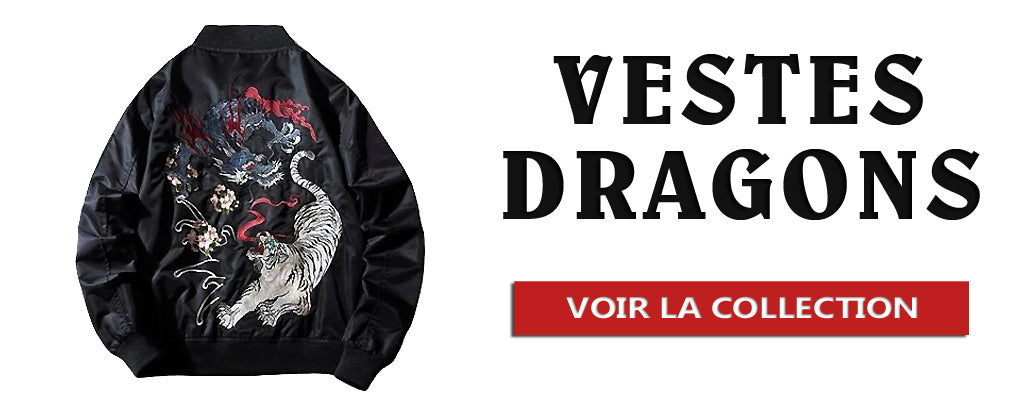 Collection de Vestes Dragons