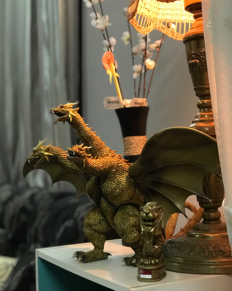 Dragon King Ghidorah