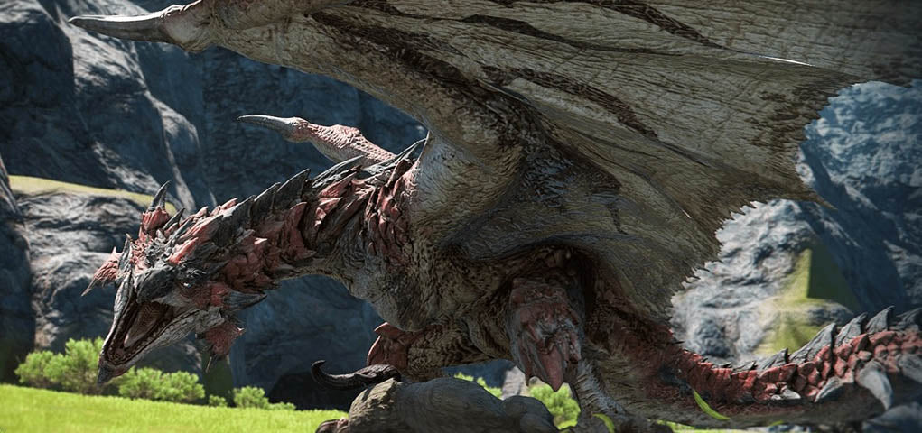 Rathalos dragon