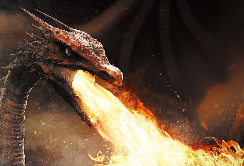 Flammes du Dragon