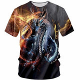 T-shirt Dragon Force