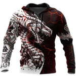 Veste Dragon Blanc