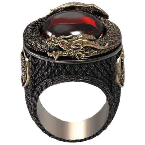 Bague Sang de Dragon