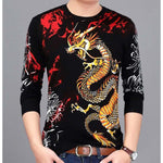 Pull Dragon Chinois