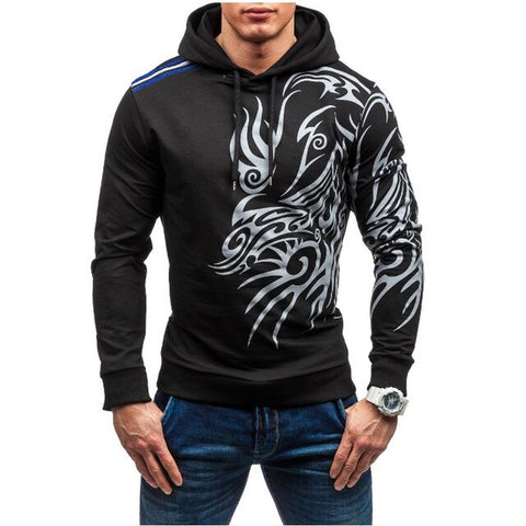 Sweat Dragon Noir et Blanc