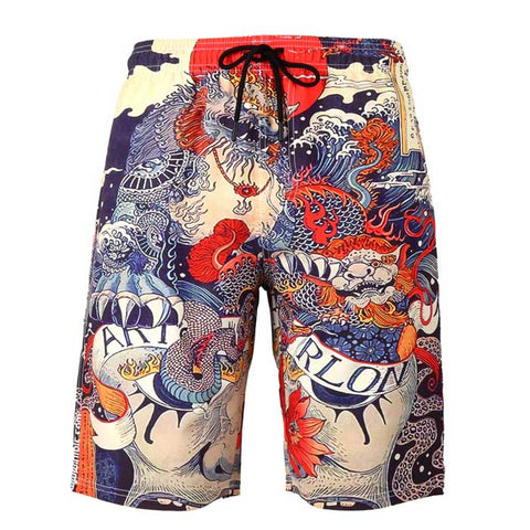 Short de Bain Dragon