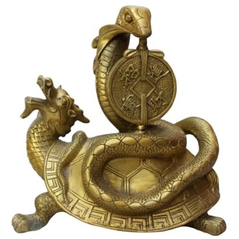 Statue Dragon Serpent Chinois