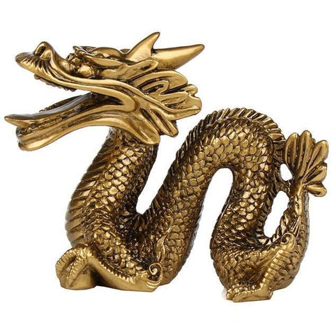 Statuette Dragon