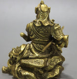 Statuette Bronze Asiatique