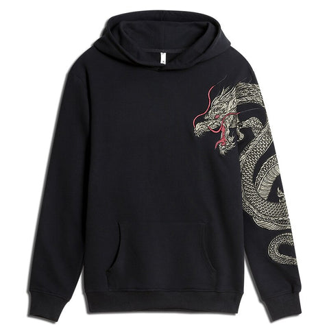 Sweat Avec Dessin Dragon