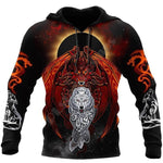 Sweat Dragon et Loup