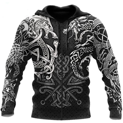 Sweat Dragons Celtique et Viking