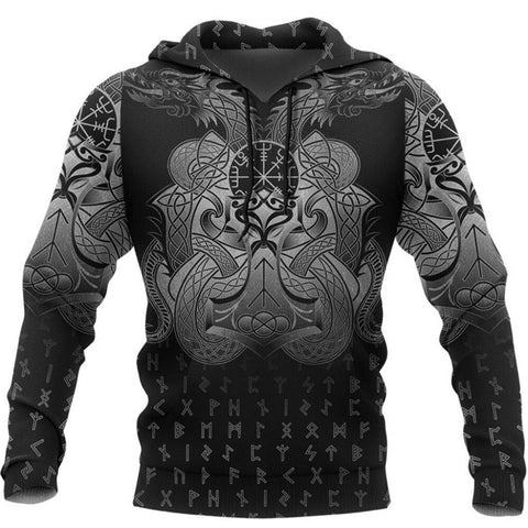 Sweat Viking Homme