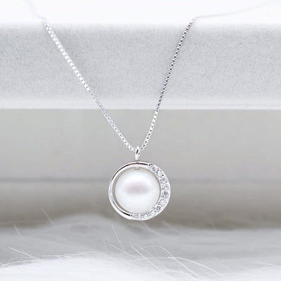 Freshwater Pearl Pendant Necklace - Christy | Akuna Pearls | Freshwater Pearl Jewellery | Made in Australia