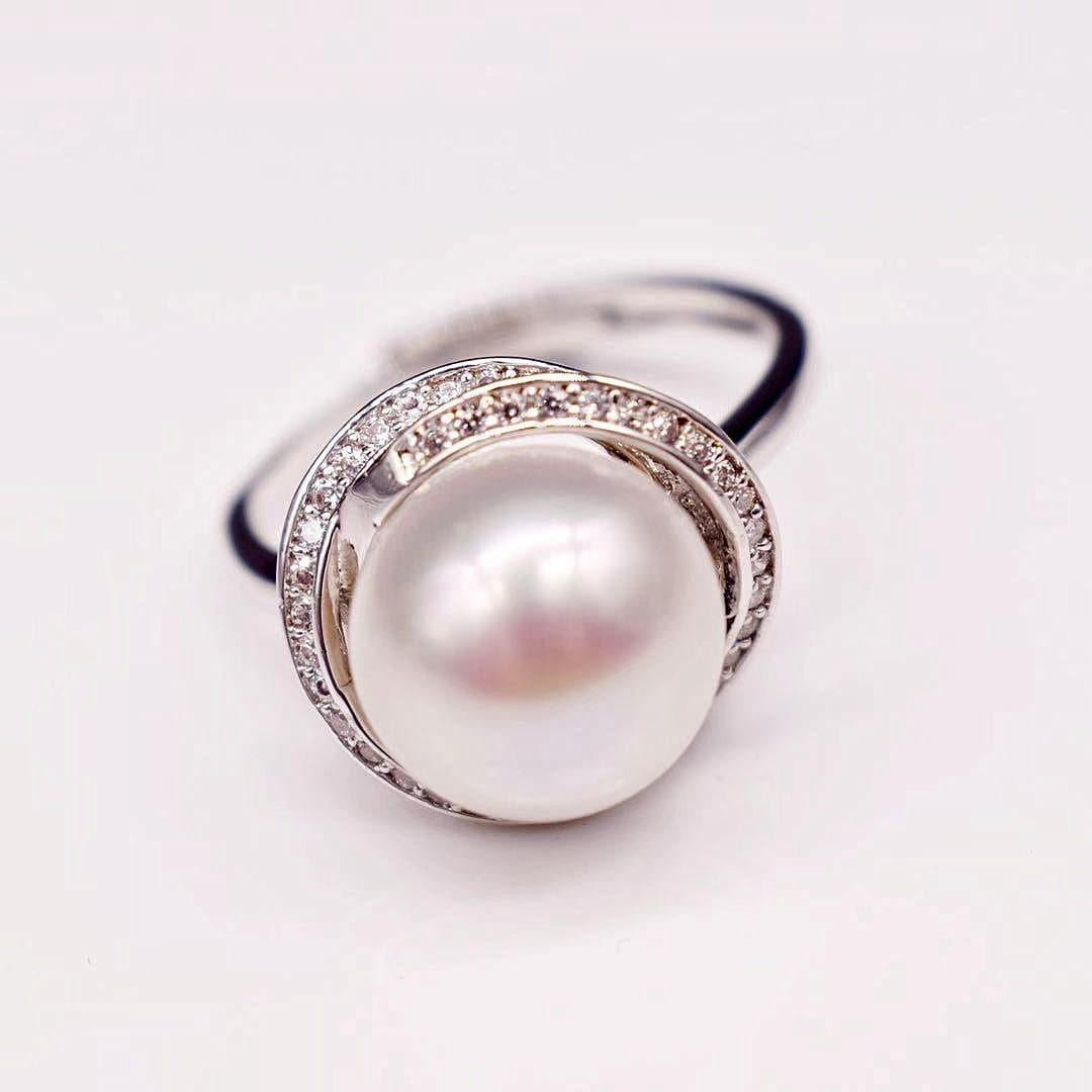 Freshwater Pearl Ring - Camila