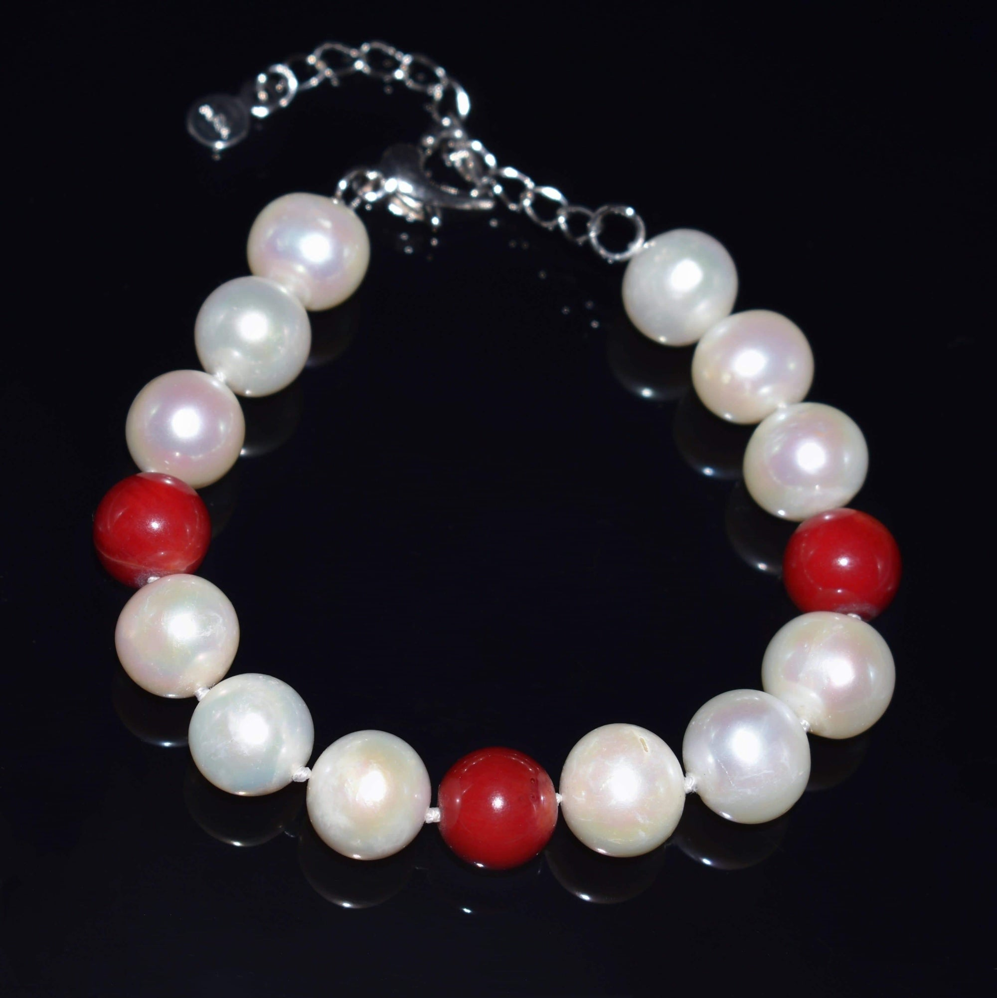 Classic Freshwater Pearl Bracelet - Rory - Akuna Pearls