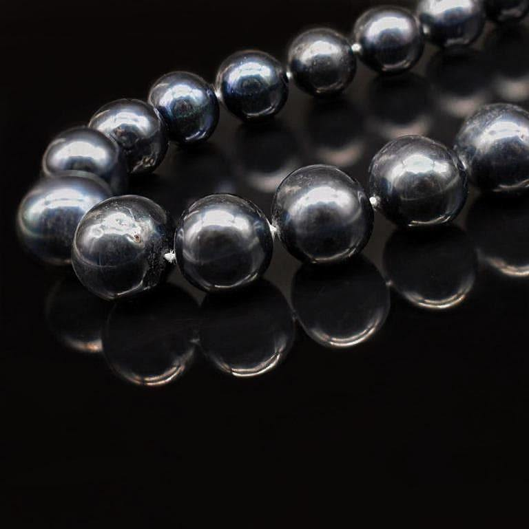 Classic Freshwater Pearl Necklace - Aida - Akuna Pearls