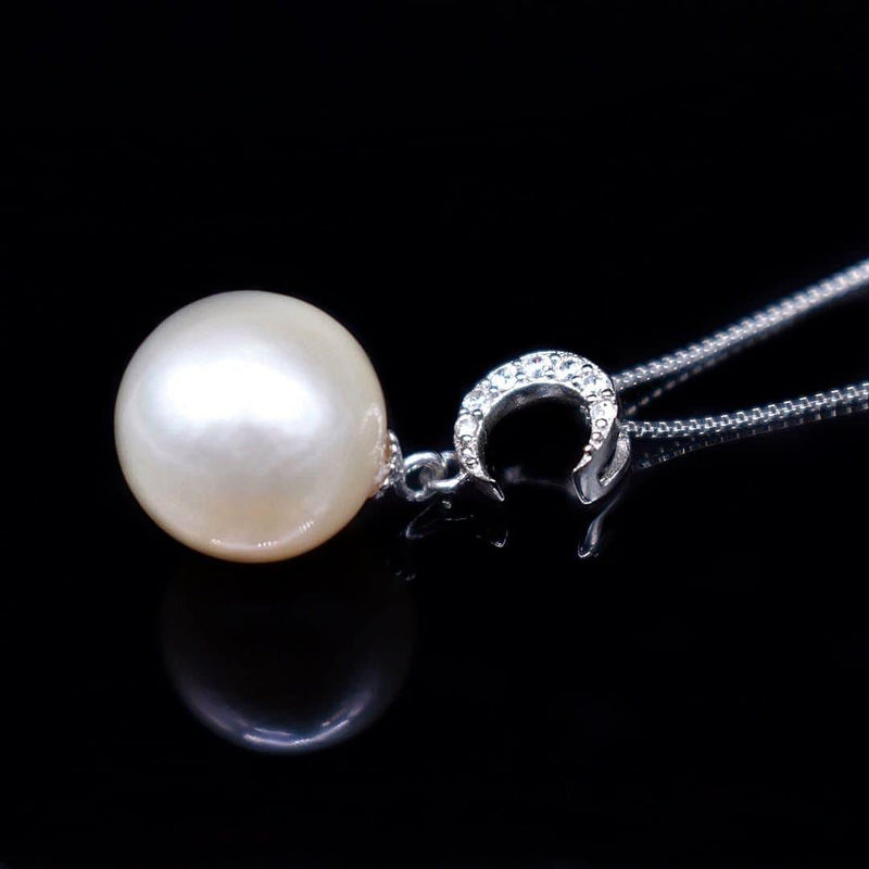 Freshwater Pearl Pendant Necklace - Adrastea | Akuna Pearls | Freshwater Pearl Jewellery | Made in Australia