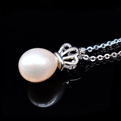 Freshwater Pearl Pendant Necklace - Gwen | Akuna Pearls | Freshwater Pearl Jewellery | Made in Australia