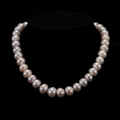 Classic Freshwater Pearl Necklace - Emma | Akuna Pearls | Freshwater Pearl Jewellery | Made in Australia