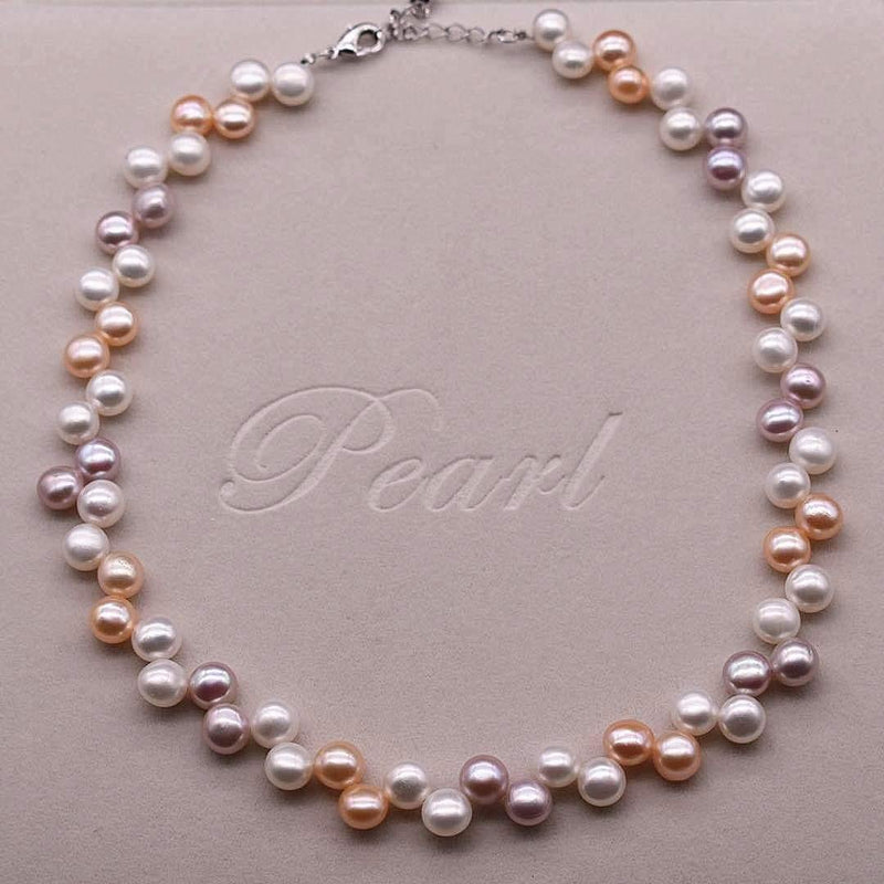 Freshwater Pearl Necklace - Diane | Akuna Pearls | Freshwater Pearl Jewellery | Made in Australia