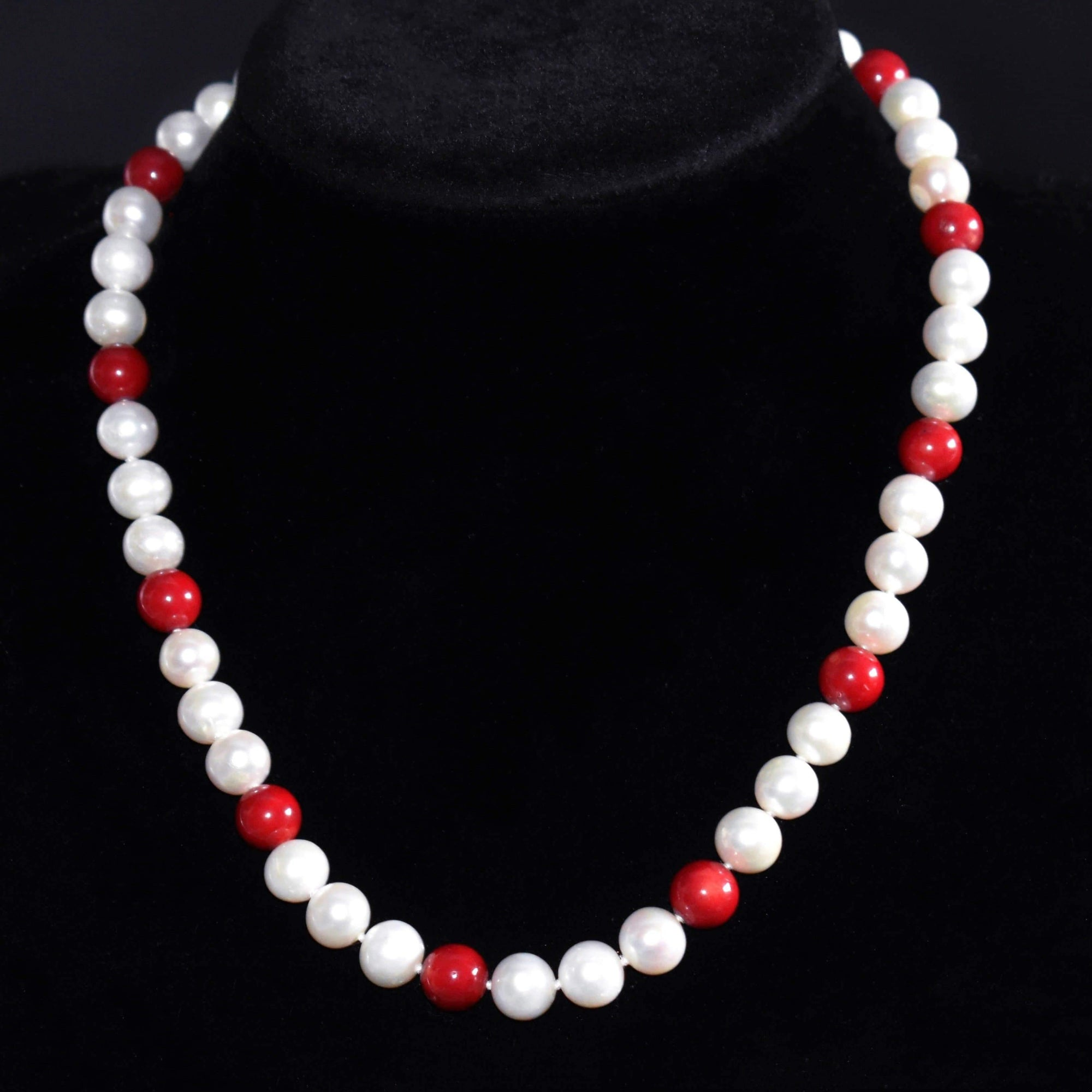 Classic Freshwater Pearl Necklace - Rory | Akuna Pearls | Freshwater Pearl Jewellery | Made in Australia