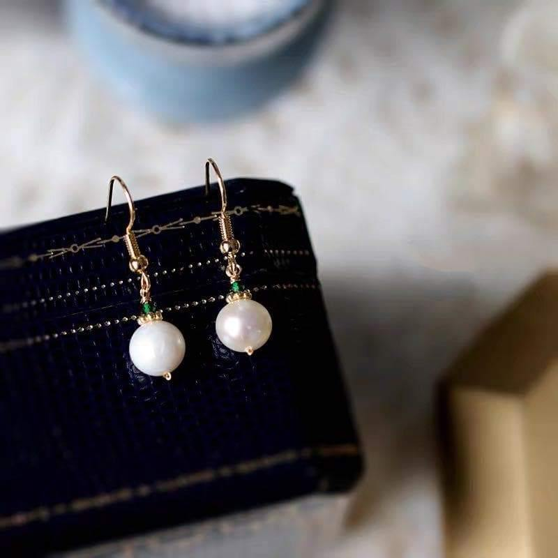 Freshwater Pearl Earrings - Belle | Akuna Pearls | Freshwater Pearl Jewellery | Made in Australia