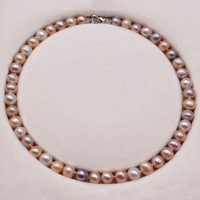 Classic Freshwater Pearl Necklace - Adelaide