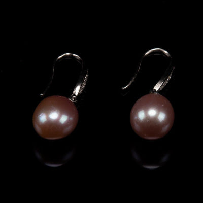 Freshwater Pearl Earrings - Nova | Akuna Pearls | Freshwater Pearl Jewellery | Made in Australia