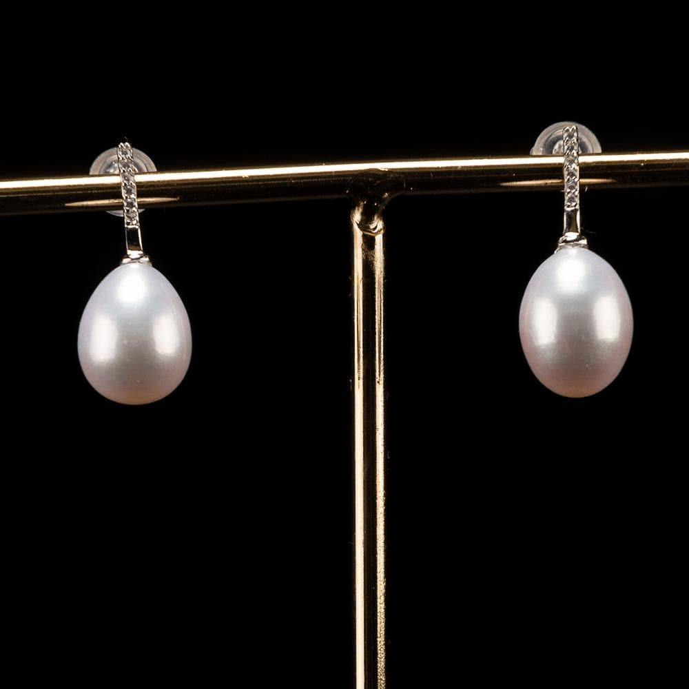 Freshwater Pearl Earrings - Erin | Akuna Pearls | Freshwater Pearl Jewellery | Made in Australia