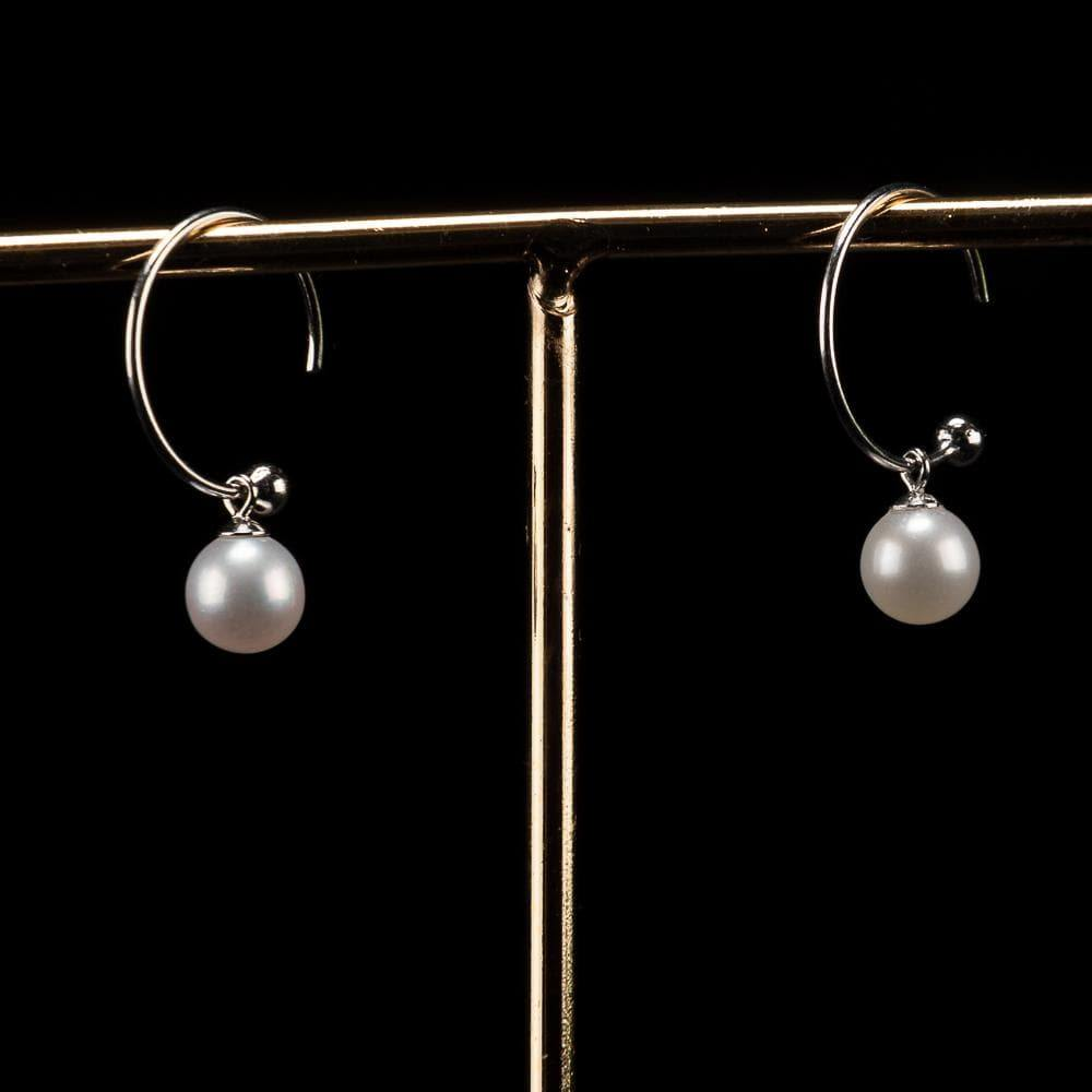Freshwater Pearl Earrings - Timeless | Akuna Pearls | Freshwater Pearl Jewellery | Made in Australia