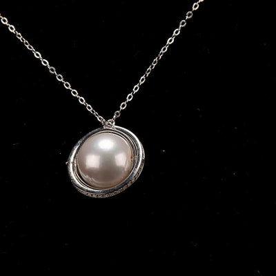 Freshwater Pearl Necklace - Planeta | Akuna Pearls | Freshwater Pearl Jewellery | Made in Australia