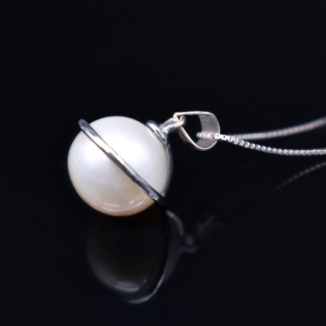 Freshwater Pearl Pendant Necklace - Lucina | Akuna Pearls | Freshwater Pearl Jewellery | Made in Australia